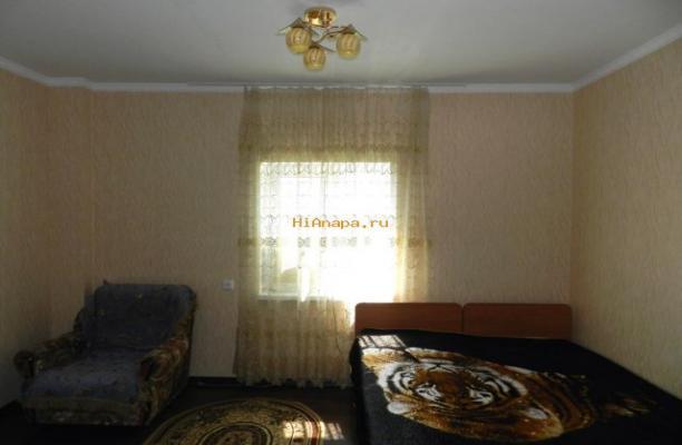 Самбурова 165 частный сектор Анапа