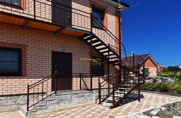 Гостевой дом Азов - частный сектор в Голубицкой
