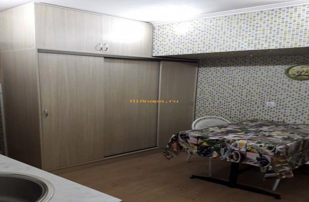 Снять квартиру студию  недорого, жилье в Анапе