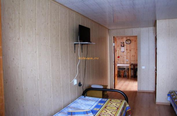 Дом у моря в станице Голубицкая