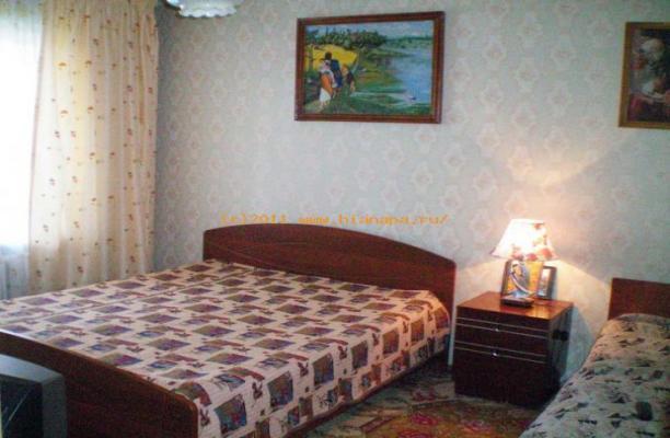 Квартира по адресу Крымская 182