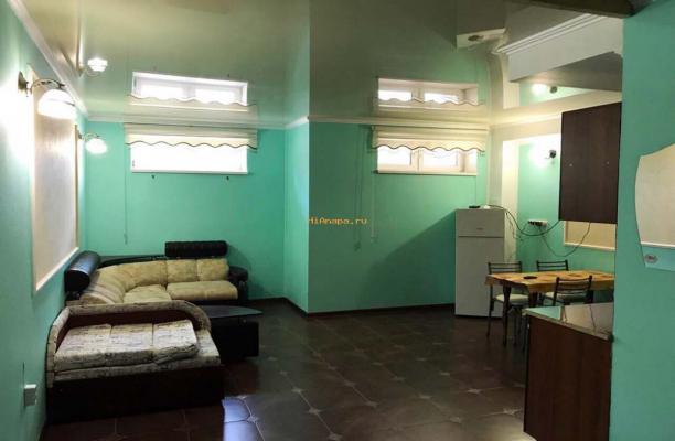 Квартира студия в Анапе недорого