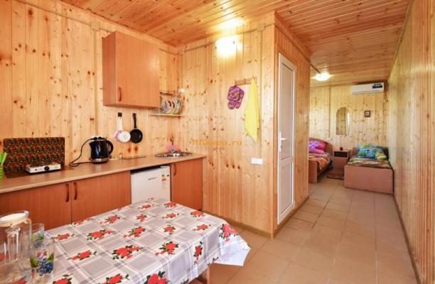 Гостевой дом Рыбачёк у моря фото