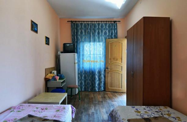 Гостевой дом Азов - в Голубицкой у моря