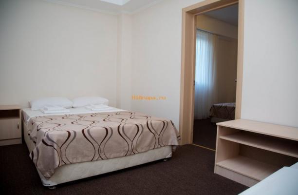 Витязево отель ближе к морю