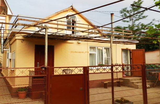 Северная - снять дом в Анапе