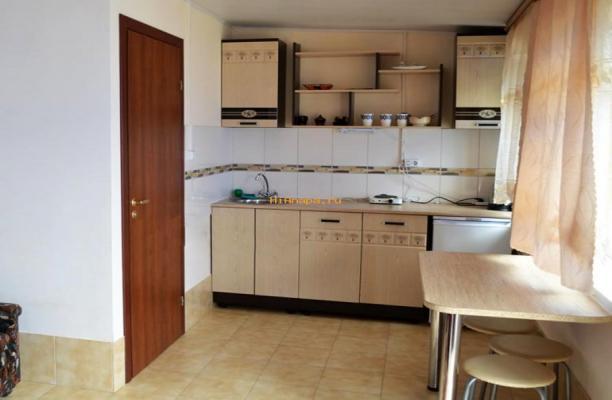Номер квартира со своей кухней