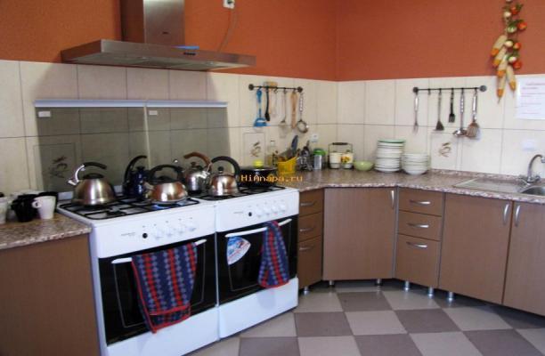 Гостевой дом Голубицкая - отдых фото