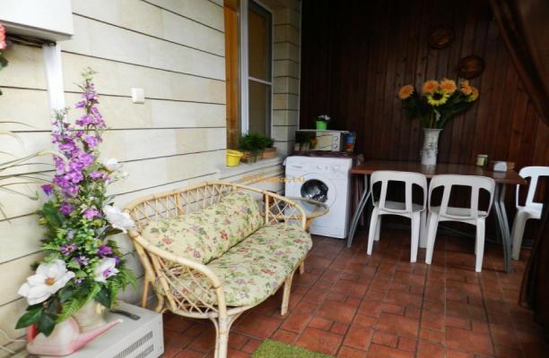 Двор с летней кухней