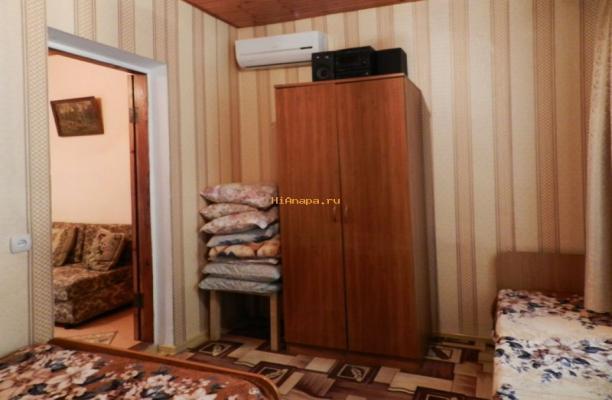 На Горького снять дом под ключ в Анапе