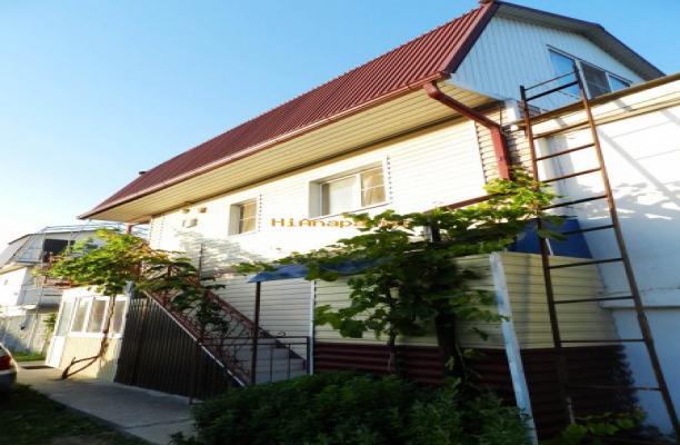 Голиаф - Гостевой дом в Анапе эконом класс