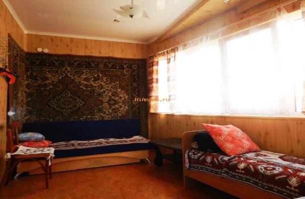 Голиаф - Гостевой дом в Анапе