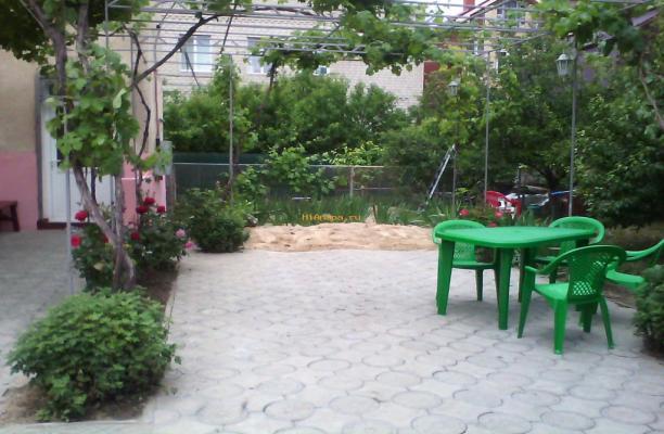 Переулок Осенний 7 - снять дом под ключ в Анапе