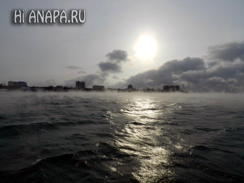 Анапа вид с моря